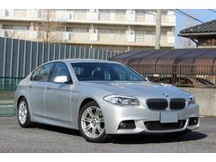 BMW523i Mスポーツパッケージ 直6エンジン 地デジ 禁煙車