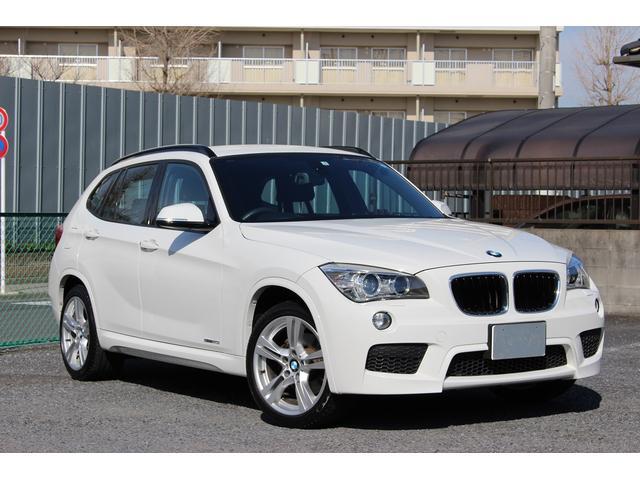 BMW X1 sDrive 20i Mスポーツ 1オーナー禁煙車 地デジ