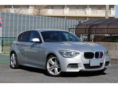 BMW120i Mスポーツ 1オーナー バックカメラ 禁煙車