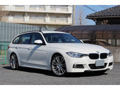 BMW320iツーリングMスポーツ 禁煙車 オプション19アルミ