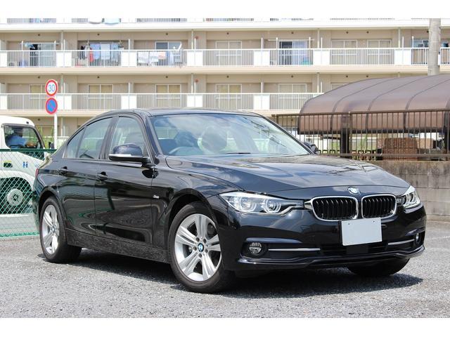 BMW 320i スポーツ 走行5400km 1オーナー 禁煙車 アダクティブクルーズコントロール インテリジェントセーフティ バックカメラ パークセンサー パワーシート コンフォートアクセス アイドリングストップ