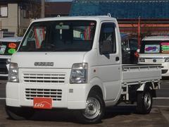 キャリイトラックKCエアコン・パワステ 4WD  オートマ エアバック