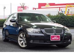BMW330i  黒革 HDDナビ HID  17AW  ETC