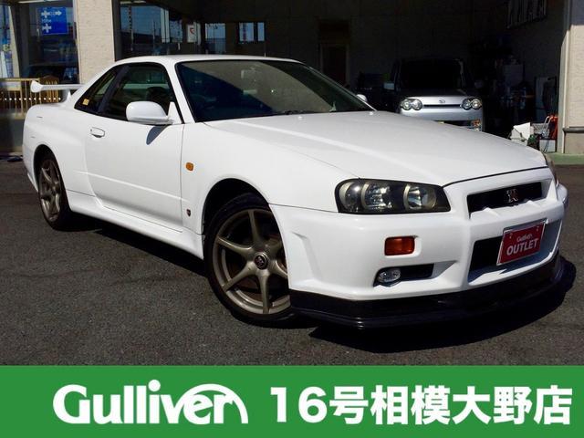 日産 GT-R Vスペック ワンオーナー フルノーマル 記録簿
