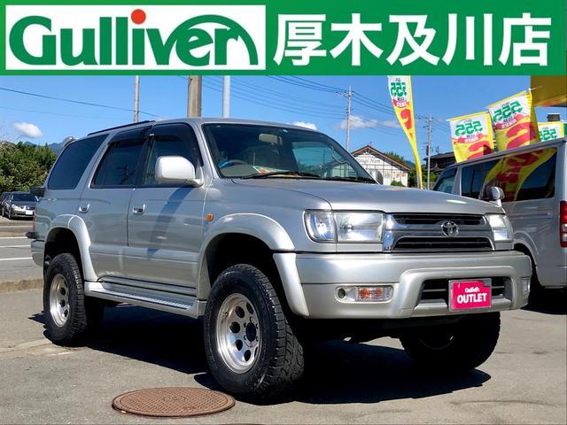 トヨタ SSR-X キーレス リフトアップ 社外アルミ