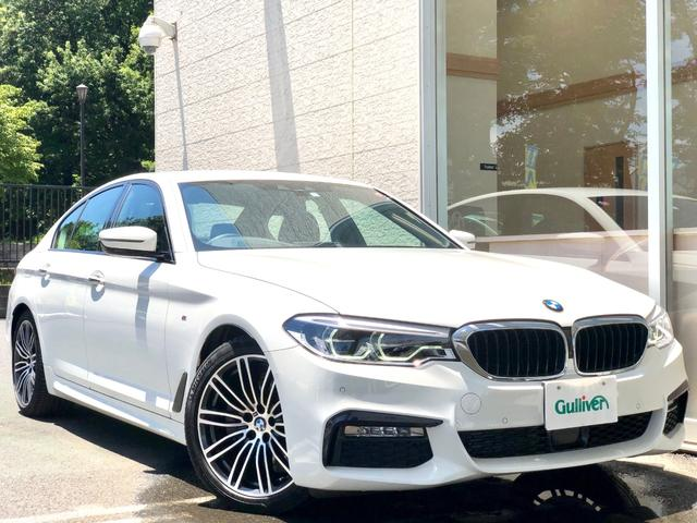 BMW 5シリーズ 523d Mスポーツ イノベーションPKG インテリセーブ