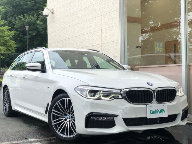BMW 5シリーズ 523dツーリング Mスポーツ イノベーションPKG