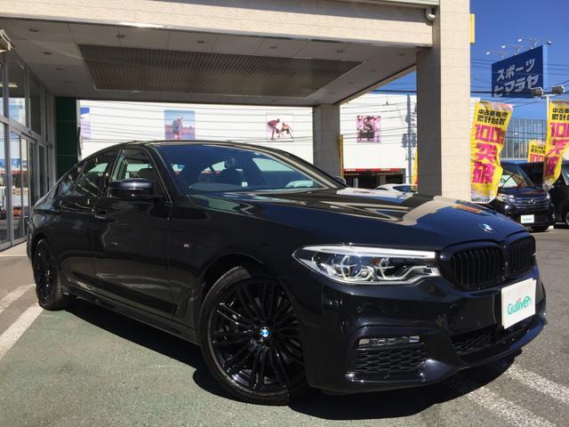 BMW 5シリーズ 523d エディション ミッションインポッシブル MI フォールアウト コラボレーションモデル haman kardon ACC HUD  LED Pトランク 全方位カメラ 専用19AW