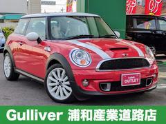 MINIクーパーS/本革シート/サンルーフ/ETC