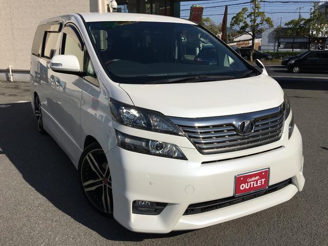 トヨタ 2.4Z プラチナムセレクション ワンオーナー ナビTV