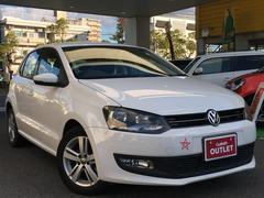 VW ポロTSIコンフォートL BMテクノロジー 純正ナビTV ETC