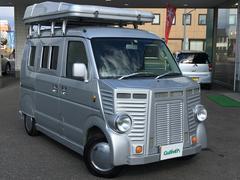 エブリイPA 4WDキャリアBOX付シトロエンフレンチバス仕様