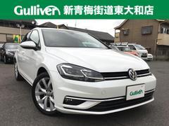 VW ゴルフTSIハイライン1オナ/禁煙/ナビ/ACC/LKA/LED