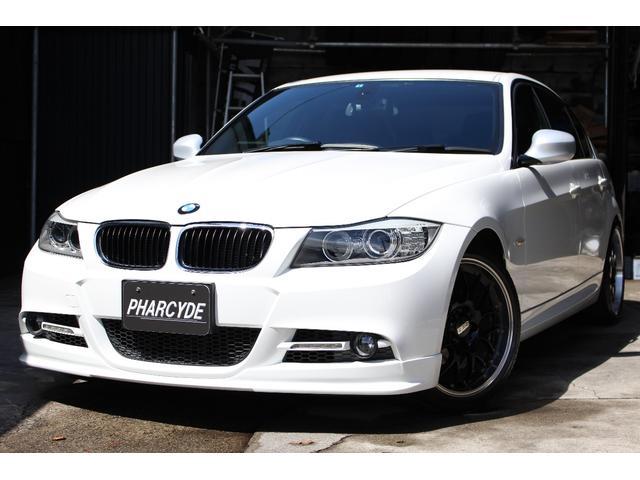 BMW 320i MスポーツBBS18インチ鍛造REMUSマフラー