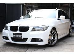 BMW325iツーリングMスポーツ18インチADVANRacing