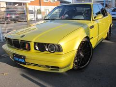 BMWM5 HID ローダウン ETC
