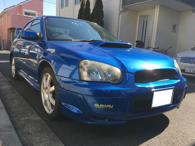 スバル WRX 2003 Vリミテッド