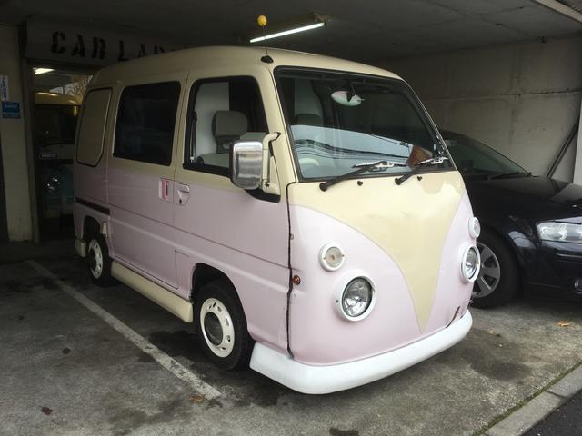 スバル キッチンカー ケータリングカー 移動販売車
