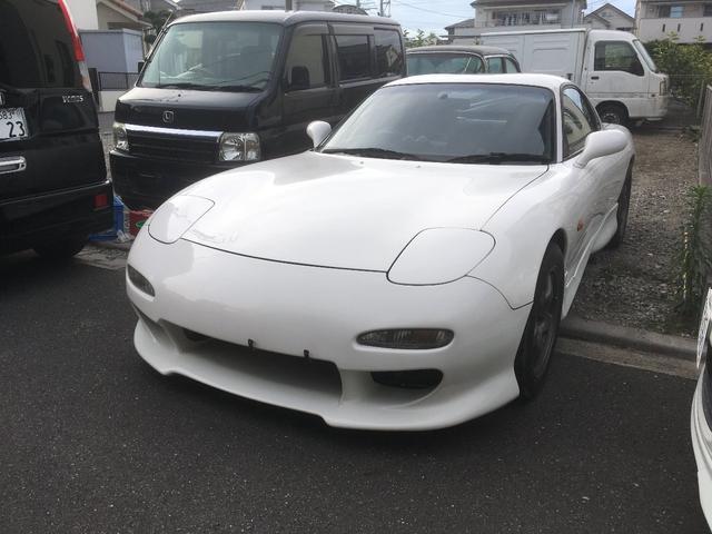「マツダ」「RX-7」「クーペ」「東京都」の中古車