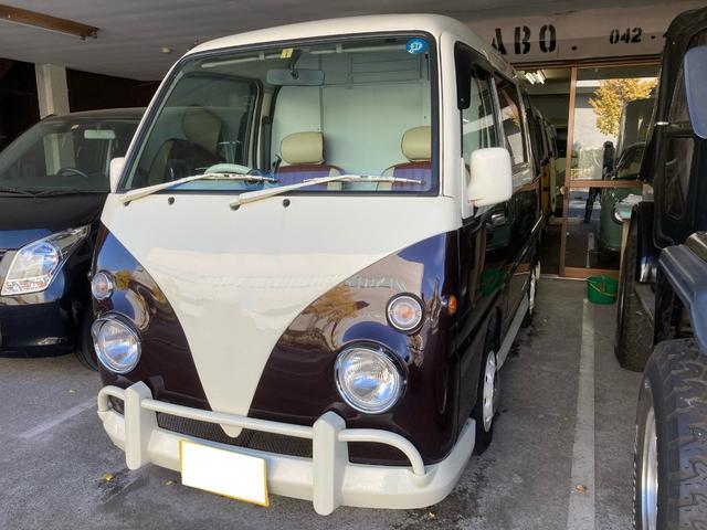 スバル サンバーディアス ディアス-S 飲食営業許可車 キッチンカー 移動販売車 ケータリングカー