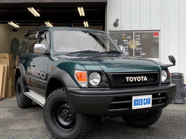 トヨタ TZ サンルーフ リフトアップ 丸目換装 新品MTタイヤ