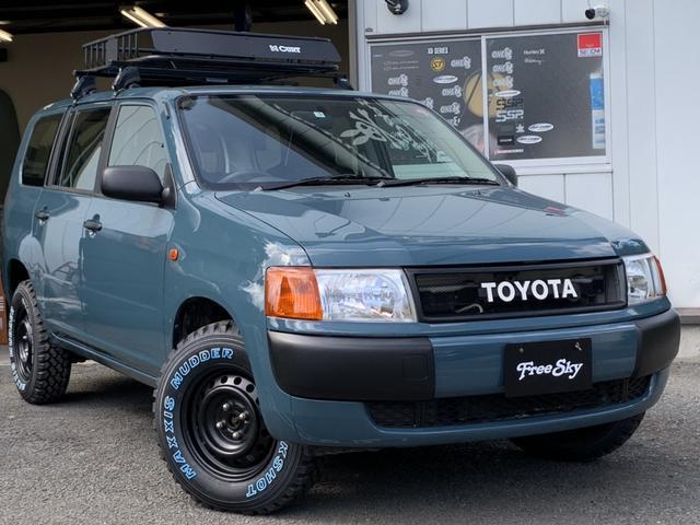トヨタ DX-C 新品シートカバー 新品ルーフラック 新品MTタイヤ