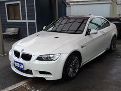 BMWM3クーペ  黒革 カーボンルーフ