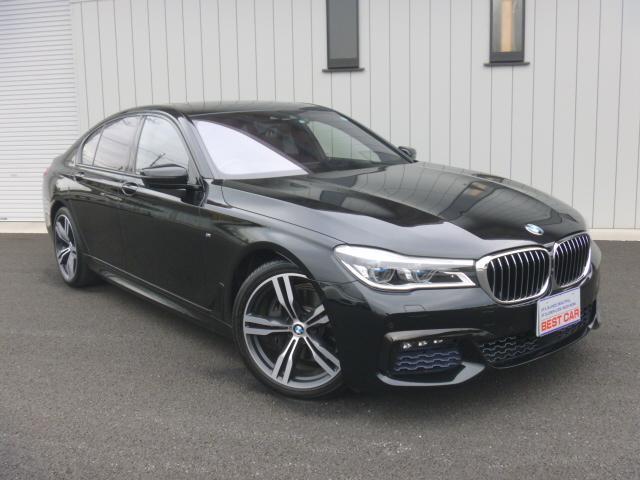 BMW 740i Mスポーツ レーザーライト HUD サンルーフ