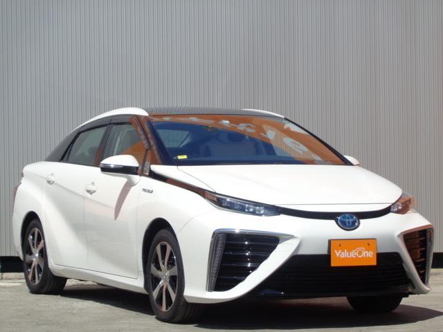 トヨタ  水素車 オートエアコン 1年保証走行距離無制限