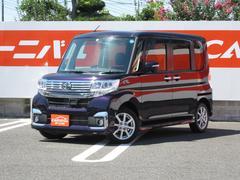 タントカスタムX 社外ナビ ワンセグ Bカメラ 保証付 ID車両