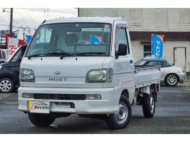 ダイハツ ハイゼットトラック スペシャル 農用パック 3方開 切...