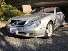 M・ベンツCL500 ナビ レザーシート サンルーフ