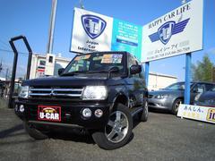パジェロミニアクティブフィールドエディション 4WD ターボ ETC