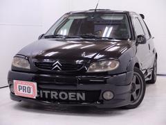 シトロエン サクソスーパー1600 60台限定最終モデル Dimmaフルエアロ