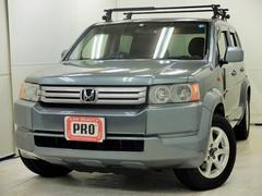 クロスロード18X 4WD 1オナ・禁煙・記録 純正HDDナビ&ワンセグ