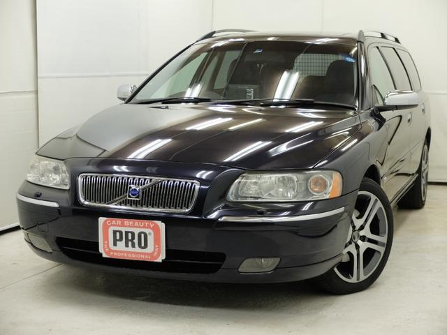 V70(ボルボ) 2.4ダイナミックエディション 中古車画像