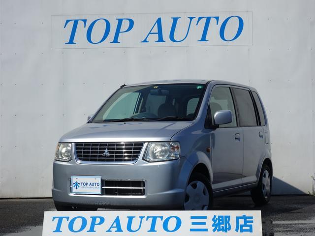 三菱 M キーレス CDオーディオ ベンチシート Wエアバック 電格ミラー