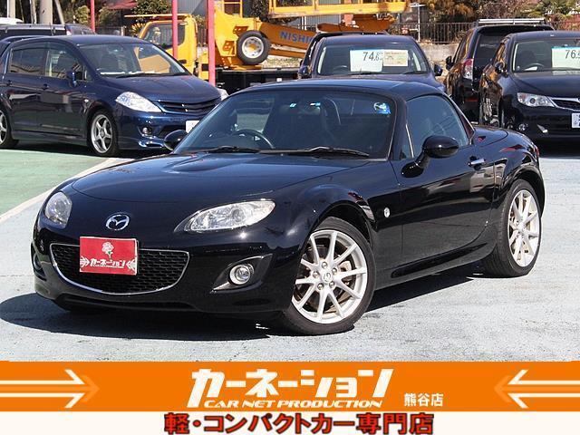 マツダ RS 6MT レザーPKG BILSTEIN 純正HDDナビ