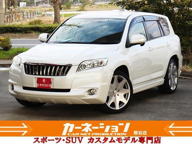 トヨタ 240S 4WD HDDナビ 社外サス HID