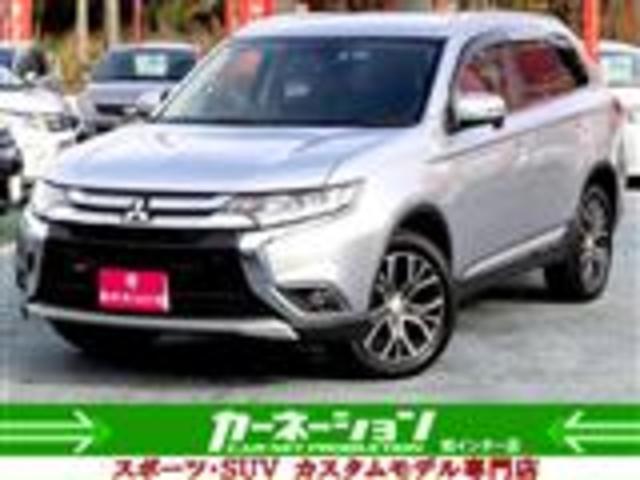 三菱 24Gセーフティパッケージ 4WD eアシスト
