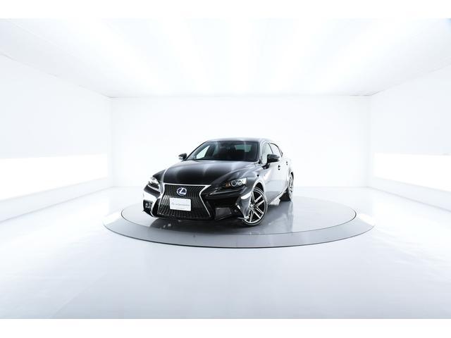 レクサス IS300h Fスポーツ 純正18インチ LEDヘッド