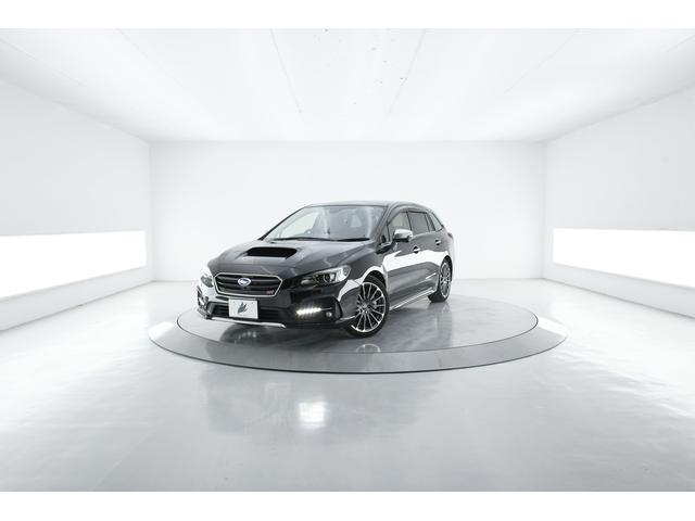 スバル 2.0STIスポーツアイサイト 4WD 後期E型 本革 8インチナビ セイフティ+
