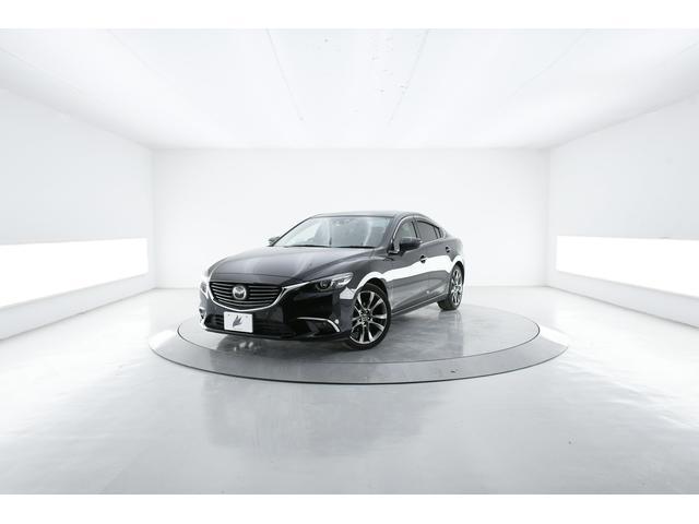 マツダ アテンザセダン XD Lパッケージ 4WD サンルーフ BOSE 黒本革 衝突軽減ブレーキ