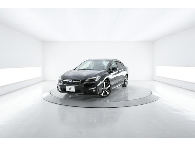 スバル インプレッサG4 2.0i-Sアイサイト 4WD 本革 8型専用ナビ 後側方検知 LEDライト