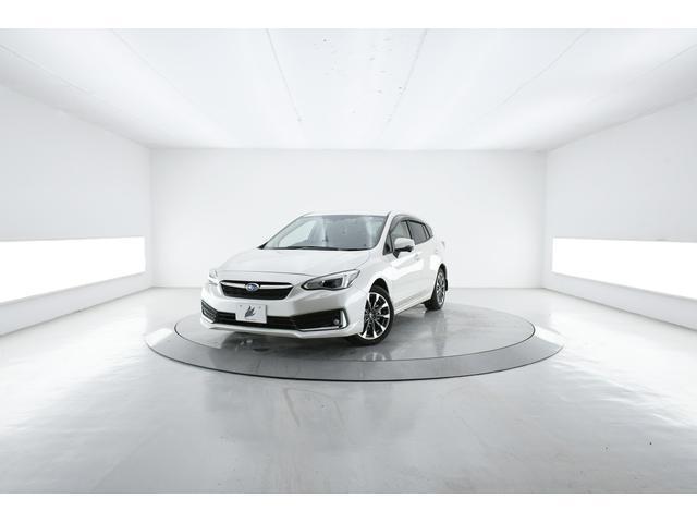 スバル インプレッサスポーツ 2.0i-Lアイサイト 4WD 後期D型 8型専用ナビ セイフティプラス LED