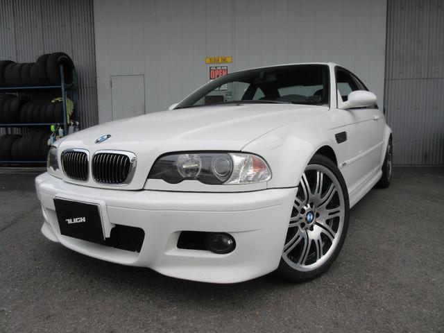 BMW M3クーペ 6MT シュニッツァー車高調 ADVAN18AW