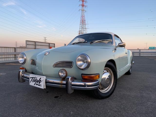 「フォルクスワーゲン」「VW カルマンギア」「クーペ」「神奈川県」の中古車