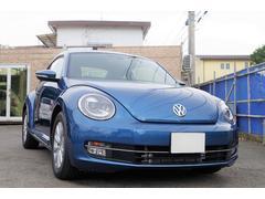 VW ザ・ビートルデザイン ワンオーナー 買取直販