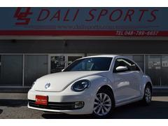 VW ザ・ビートルデザイン 社外SDナビ ETC