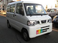NV100クリッパーバンDXハイルーフ メモリーナビ スタッドレスタイヤ4本付
